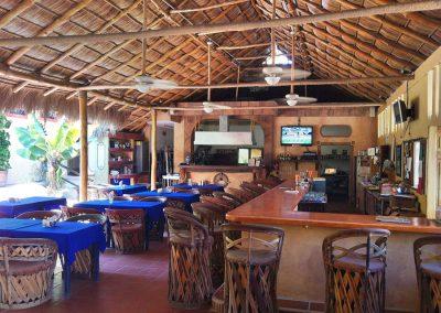 palapa joes restaurant la manzanilla mexico 1