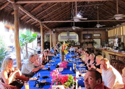 palapa joes restaurant la manzanilla mexico 10